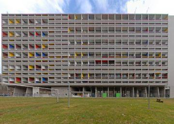 La Unesco consagra a Le Corbusier