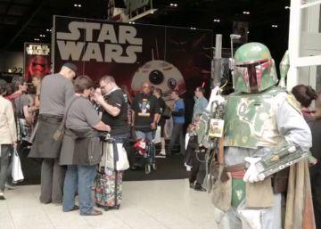 El negocio y la pasión sin fin de 'Star Wars'