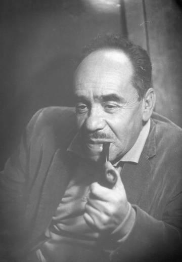 El director de teatro y catedrático Enrique Ruelas