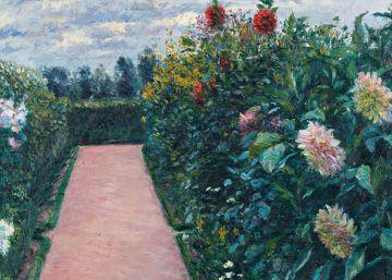 El Thyssen reivindica los jardines impresionistas de Gustave Caillebotte
