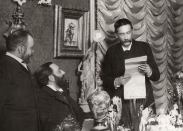 Suyo afectísimo, Benito Pérez Galdós