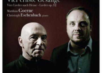 Matthias Goerne y el mejor Brahms
