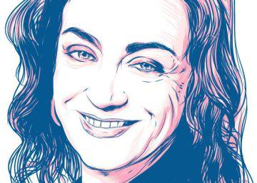 """Carmen París: """"Lo que más me exaspera en la vida es el 'glamour"""