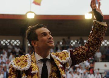 José María Manzanares triunfa en Mont de Marsan ante nobles 'cuvillos'
