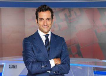 Álvaro Zancajo deja los informativos de Antena 3 tras 16 años