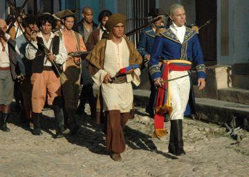 Cine bolivariano para recordar a Bolívar y Miranda