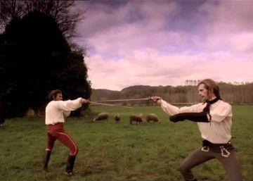 'Los duelistas', el apasionante debut como director de Ridley Scott