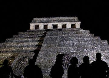 Las aguas del inframundo en la tumba maya de Palenque