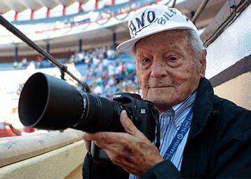 Muere Canito, el fotógrafo que retrató a Manolete y Ava Gardner