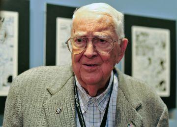 El dibujante Jack Davis, en una imagen de 2011.