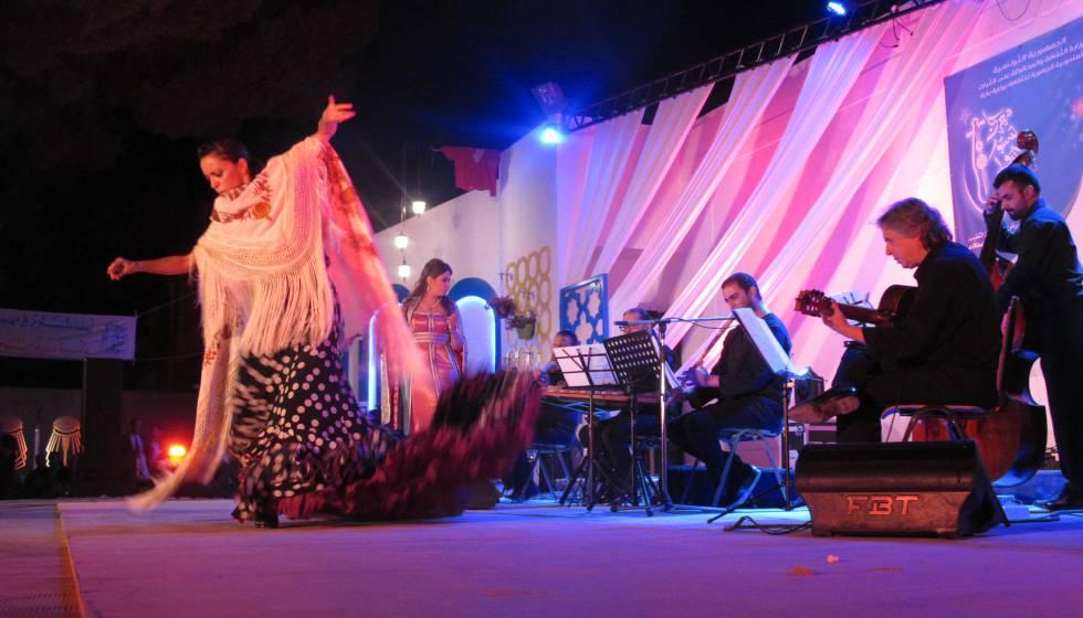 El maluf, tradición árabe en las venas del flamenco