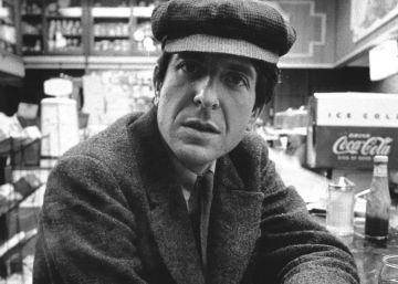 Nadie canta como susurra Leonard Cohen