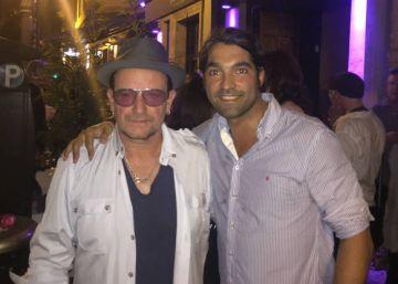 U2, de despedida de soltero por Valencia