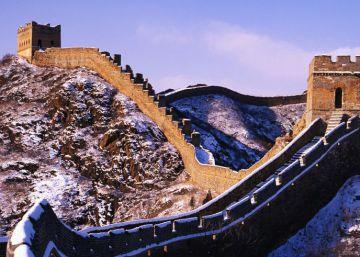 China perseguirá a los ladrones de ladrillos de la Gran Muralla
