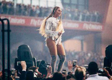 Una triunfal Beyoncé actúa hoy en Barcelona