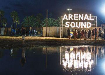 El hijo de Bárcenas actúa en el Arenal Sound