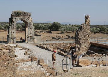 Un día cualquiera en una ciudad romana