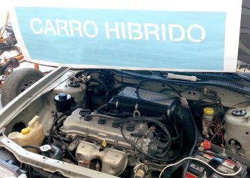 Un alumno de la Universidad del Valle de México crea un motor a base de agua