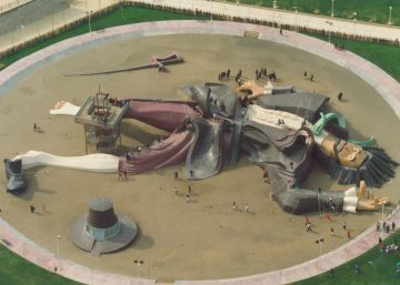 Giant Gulliver stands the test of time