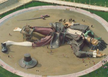 El Gulliver gigante nunca pasa de moda