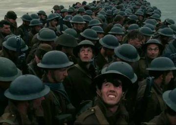 Mira el primer tráiler de 'Dunkerque', la nueva película de Christopher Nolan