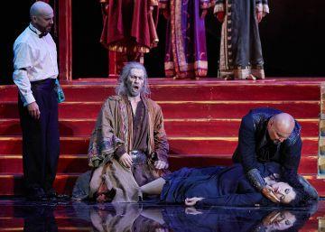 Mario Gas muestra el lado más humano de 'Turandot'