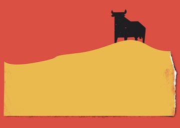 Búfalos en la España vacía
