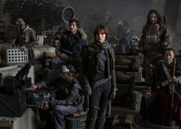 Último tráiler de la nueva 'Star Wars', 'Rogue One'