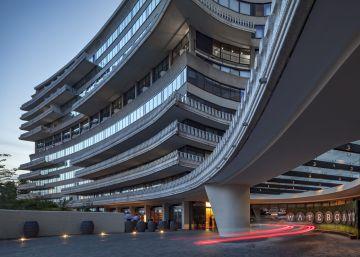 Watergate Hotel, un lujo de escándalo