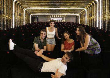 Una nueva generación da aliento al teatro