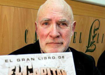 Muere el escritor Víctor Mora, creador de 'El Capitán Trueno' y 'Jabato'