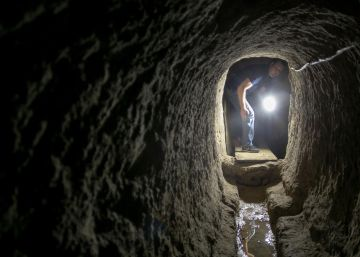 The blind beetles and child slaves of Cadiz's ancient underworld