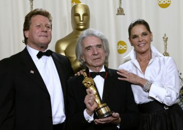 Muere Arthur Hiller, director de 'Love Story'