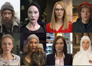 Cate Blanchett enseña historia del arte