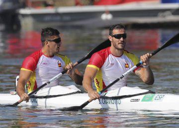 El piragüismo español puede cosechar hoy más exitos en Río