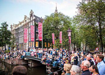 Grachtenfestival y Lowlands: lo clásico y lo moderno