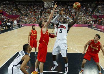 España-EE UU, gran duelo en básquet