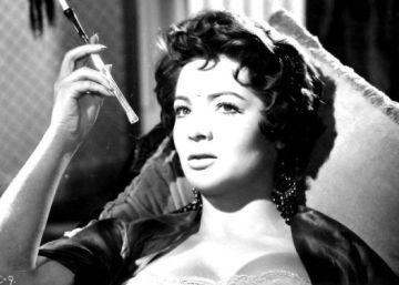 Eva Manjón encarna en un musical a la Sara Montiel de 'La violetera'
