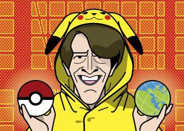 O cérebro que está por trás do fenômeno Pokémon Go