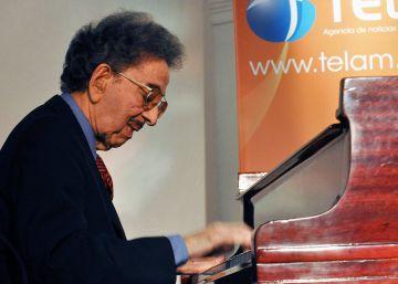 Muere Horacio Salgán, un referente del tango refinado