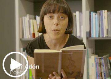 Un minuto de poesía: Pilar Adón