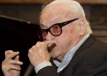 Muere Toots Thielemans, armonicista y leyenda del jazz