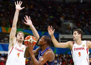 La semifinal de baloncesto, lo más visto de los Juegos Olímpicos en TVE