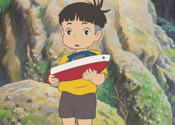 La imaginación pura de Miyazaki en 'Ponyo en el acantilado'