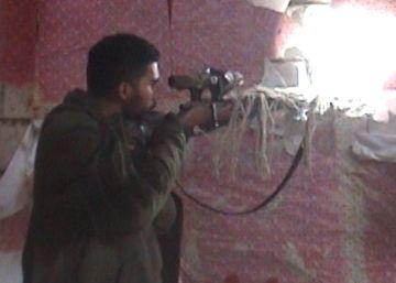 Voluntarios de la guerra contra el Estado Islámico