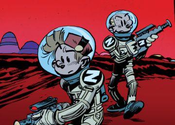 Concurso: Lee lo nuevo de Spirou en 'Ka-Boom' y llévatelo a casa