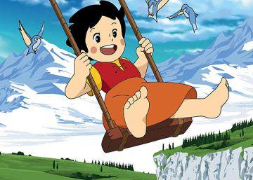 La infancia interminable de Heidi