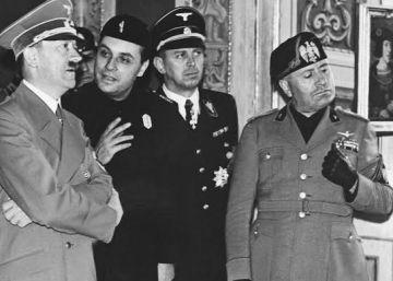 El arqueólogo que fantaseó con asesinar a Hitler y Mussolini