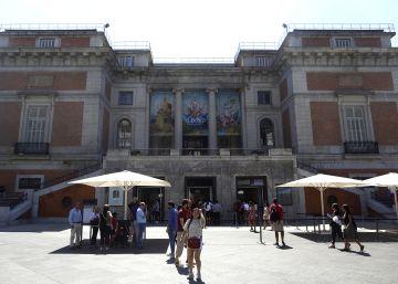 El agua alarma de nuevo al Museo del Prado