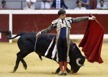 Andrés Roca Rey: 'Vuelvo a los ruedos más maduro, más hombre'